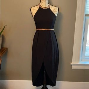 Luxxel high low dress